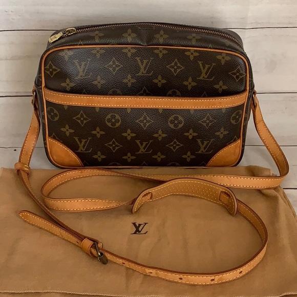 Louis Vuitton Handbags - LOUIS VUITTON  Monogram Trocadero 27
